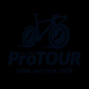 Logo ProTOUR bike service cafe