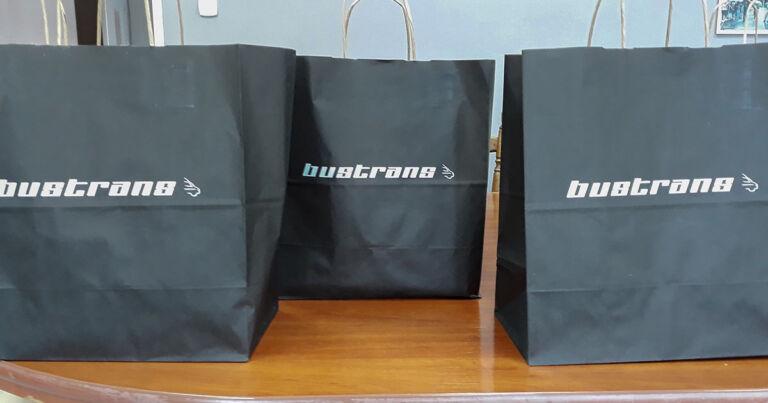 Pakiety promocyjne od Bustrans torby